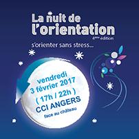 Nuit de l'Orientation 2017 – Angers